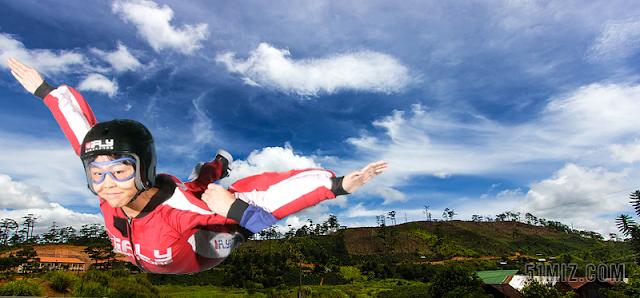 iFly风洞跳伞:我竟然在飞!?-第8张图片-Celia的博客