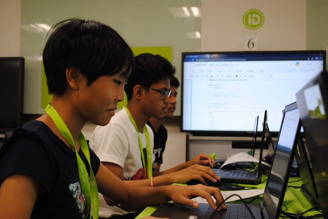 A Week at a Coding Camp: Intro to Coding for Machine Learning-第3张图片-Celia的博客