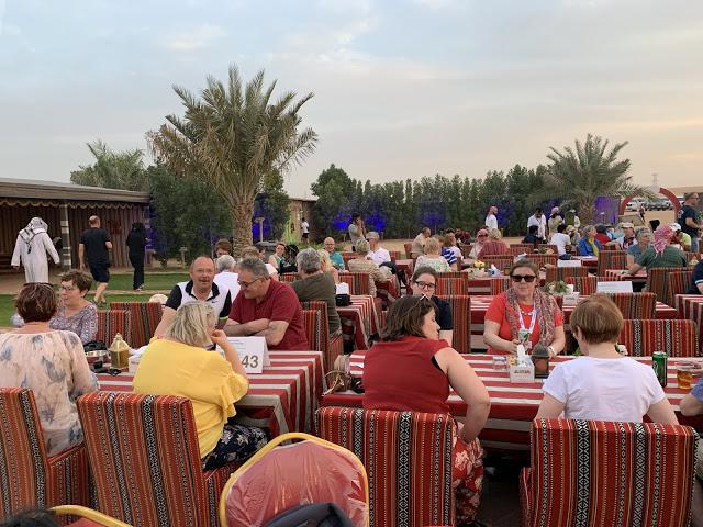 Our Trip to Dubai -- The 4th Day -- The Atlantis Aquarium and a desert safari-第17张图片-Celia的博客