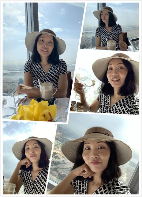 异彩纷呈的迪拜之行 - 第二天 - 哈利法塔早餐+迪拜Mall+地球村(妈妈的博客)-第8张图片-Celia的博客