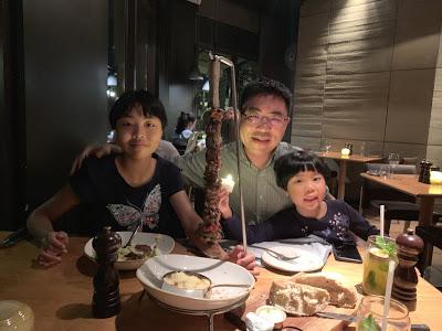 异彩纷呈的迪拜之行 - 第一天 - 新加坡飞迪拜+朱美拉皇宫酒店(妈妈的博客)-第33张图片-Celia的博客